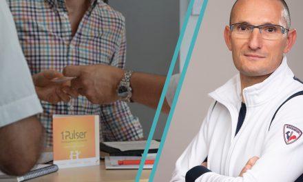Portrait d'entrepreneur : Fabien Rossiaud fondateur de la société 1'Pulser