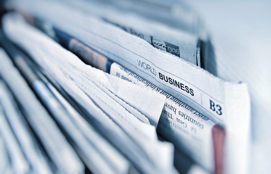 La Revue de Presse de l'Entrepreneur #2