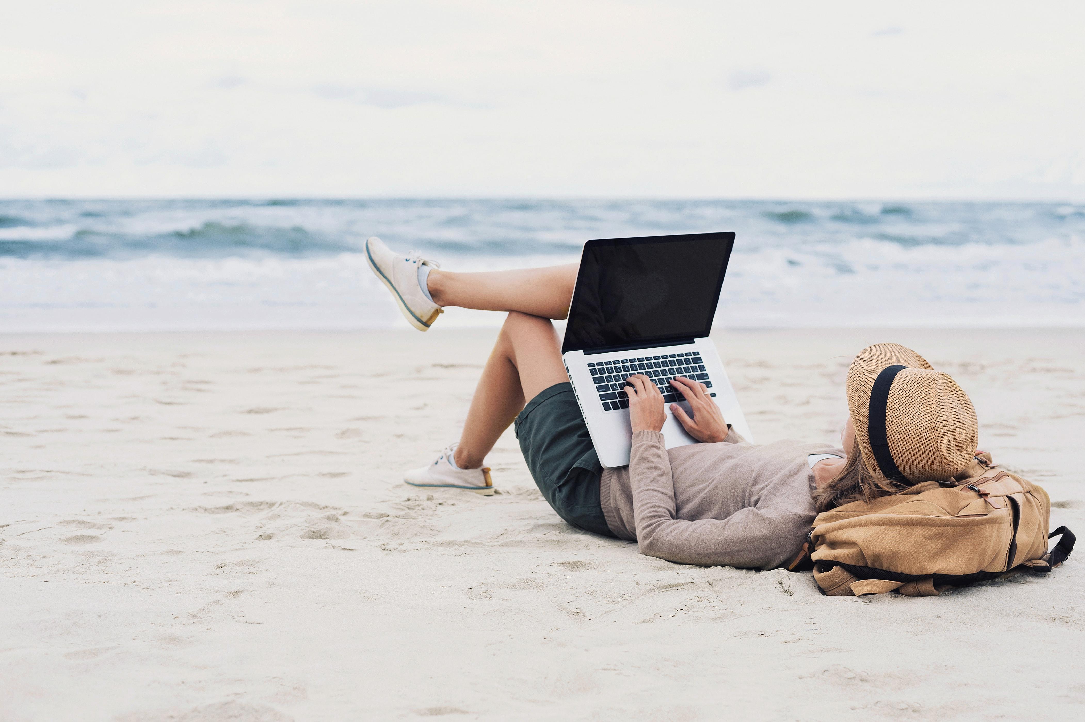 Faut-il partir en vacances lorsqu'on est entrepreneur ?