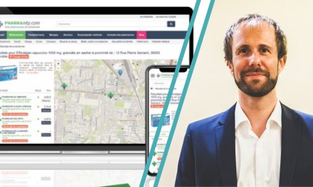 Portrait d'entrepreneur : Alban Charrière, co-fondateur de Pharmanity