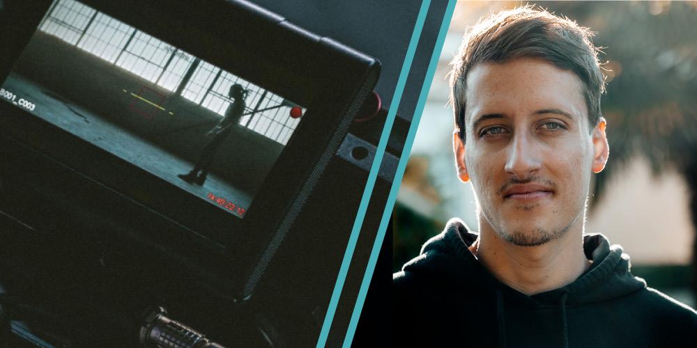 Portrait d'entrepreneur : Brice co-fondateur de La Petite Vidéo