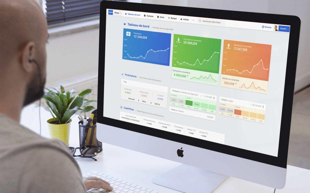 Gagnez du temps dans la gestion de votre activité avec Sinao