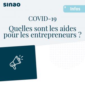 COVID-19 : Quelles sont les aides pour les entrepreneurs ?